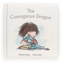 Load image into Gallery viewer, The Courageous Dragon Book