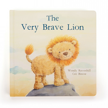Load image into Gallery viewer, The Very Brave Lion Book