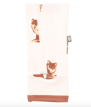 Load image into Gallery viewer, Printed Zippered Romper - Fox