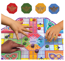 Load image into Gallery viewer, Fancy Pachisi Board Game