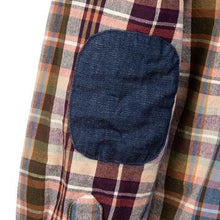 Load image into Gallery viewer, Flannel Shirt - Mecca Plaid