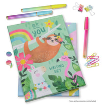 Load image into Gallery viewer, Jungle Adventure Stationery Writing Set