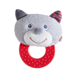 Chomp Champ Cat Teether and Rattler