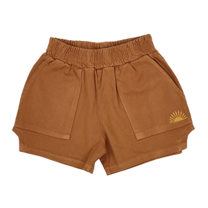 Sun Daze Dad Short
