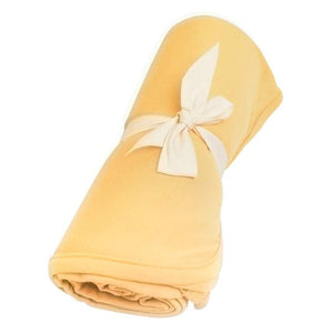Solid Swaddle Blanket - Honey