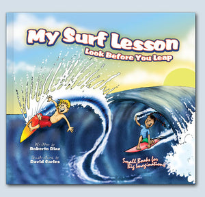 My Surf Lesson - Look Before You Leap