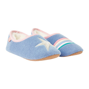 Dreamwell Slippers-Blue Star