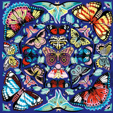 Load image into Gallery viewer, Kaleido-Butterflies 500 Piece Puzzle