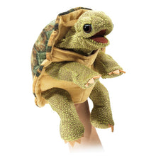 Load image into Gallery viewer, Standing Tortoise Puppet