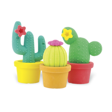 Load image into Gallery viewer, Prickly Pals Cactus Erasers