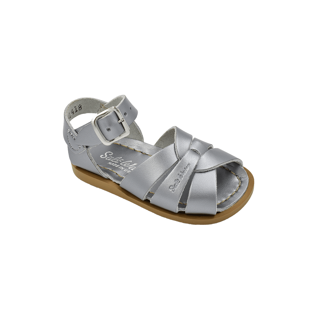 The Original Saltwater Sandal-Pewter