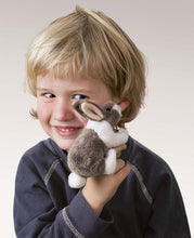 Load image into Gallery viewer, Mini Bunny Rabbit Puppet