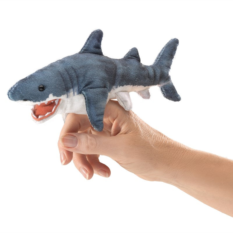 Mini Shark Puppet