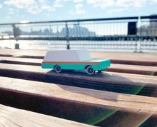 Load image into Gallery viewer, Candycar - Teal wagon
