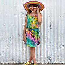 Load image into Gallery viewer, Tinos Dress - Rainbow Ombre
