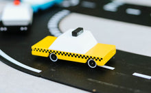 Load image into Gallery viewer, Candycar - Yellow Taxi