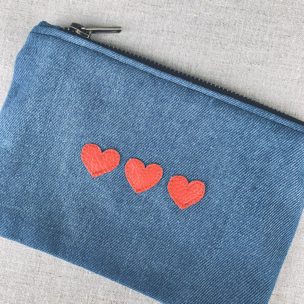 La Pochette Denim
