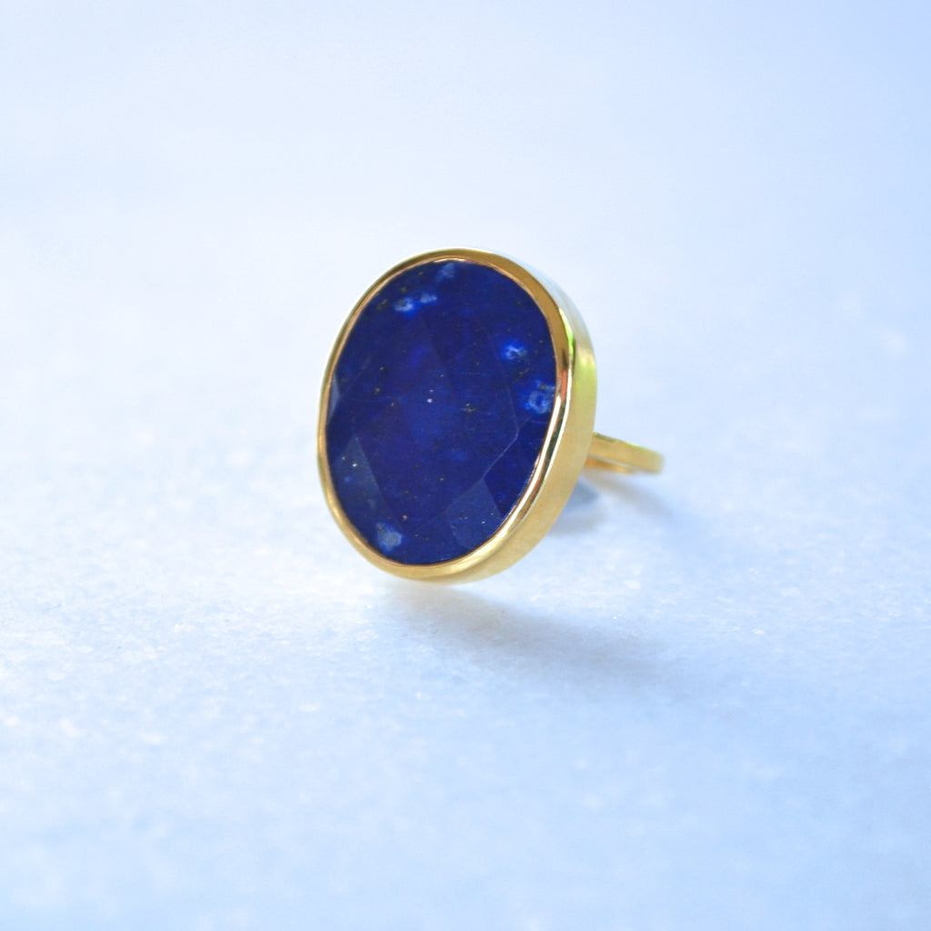 The Paloma Ring - Lapis