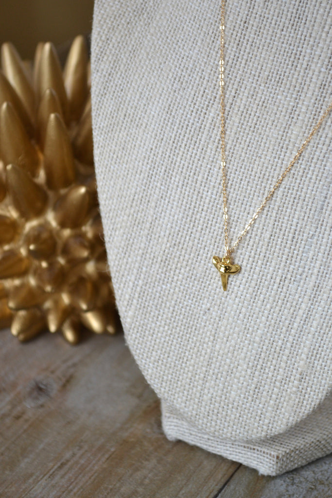 haak boxed star gold annie tiny necklace