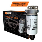 PRELINE-PLUS PRE-FILTER KIT WRANGLER JK