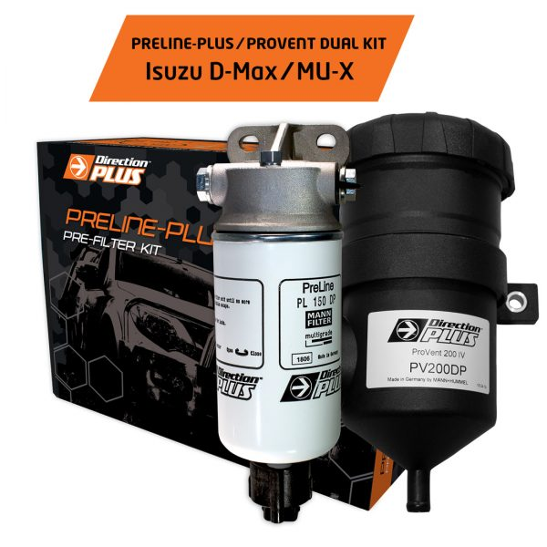 PRELINE-PLUS/PROVENT DUAL KIT D-MAX/MU-X