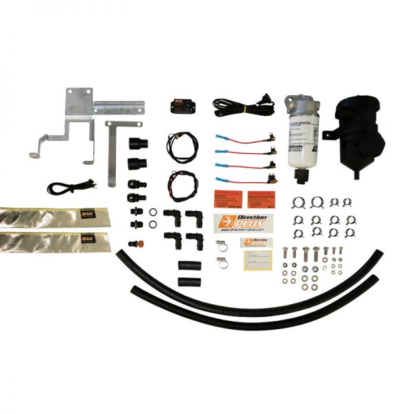 PRELINE-PLUS/PROVENT DUAL KIT LAND CRUISER 70 18-19 Driver side mount