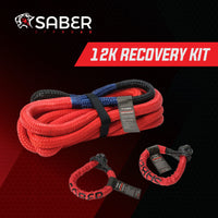 12K Offroad Kinetic Recovery Kit