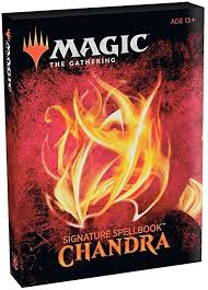 Signature Spellbook: Chandra - The Mythic Store | 24h Order Processing | The Mythic Store