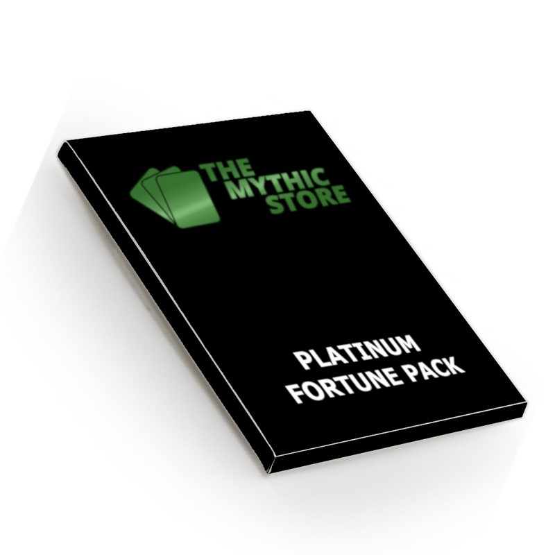 Platinum Fortune Pack - The Mythic Store | 24h Order Processing