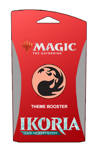 Ikoria: Lair of Behemoths Theme Booster - The Mythic Store | 24h Order Processing | The Mythic Store