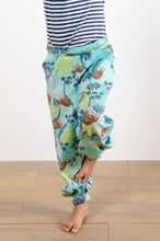Load image into Gallery viewer, Sloth Print Harem Pants
