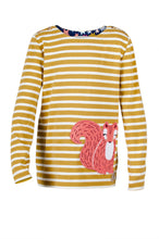 Load image into Gallery viewer, Squirrel Long Sleeve Tee