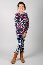 Load image into Gallery viewer, Fun Leggings - Stripe - More Colours Available