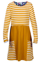 Load image into Gallery viewer, Mix & Match Dress - Ochre