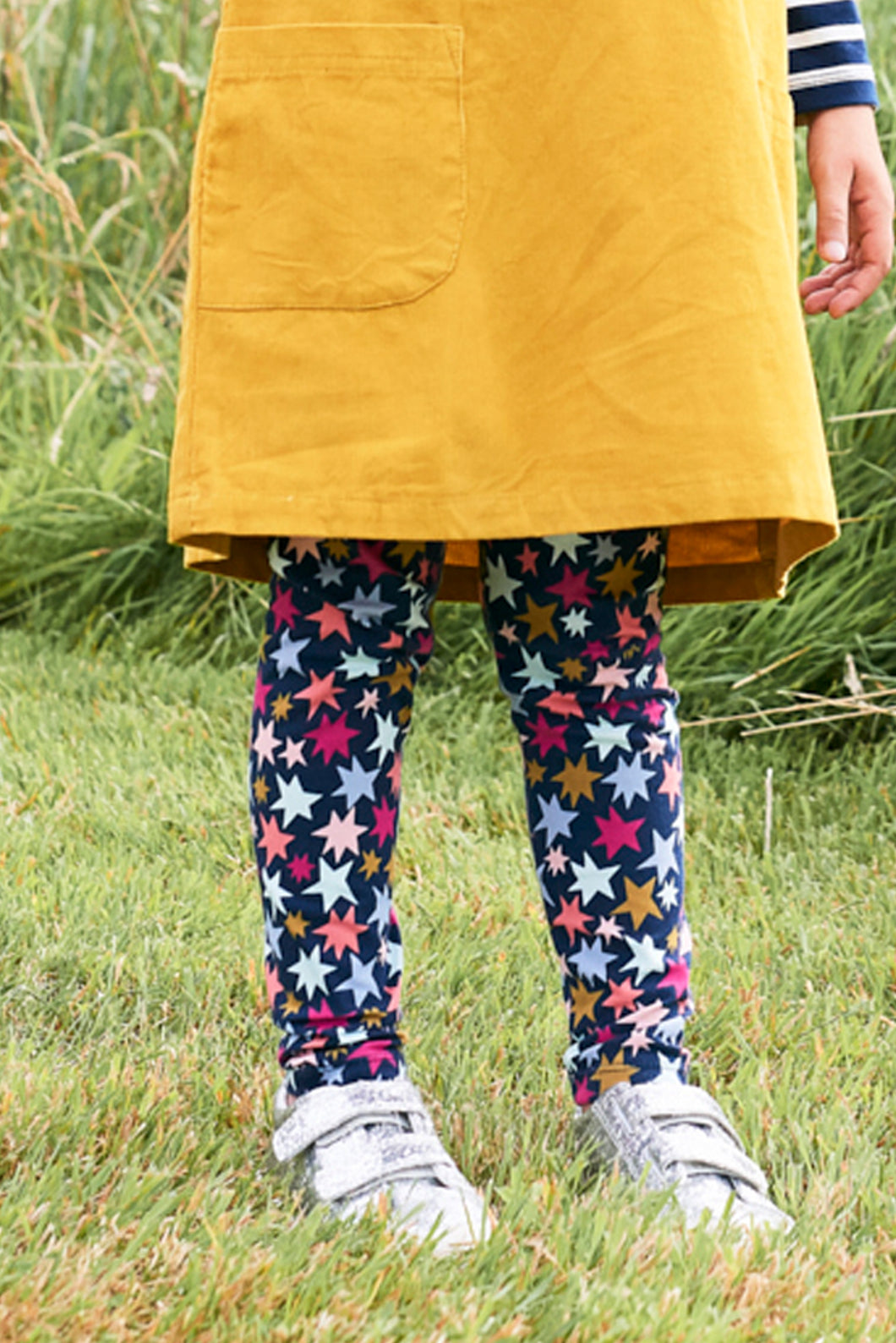 Fun Leggings - Star Print