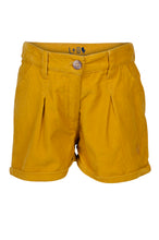 Load image into Gallery viewer, Cord Shorts - Ochre