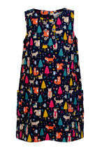 Load image into Gallery viewer, Cord Sleeveless Dress - Woodland