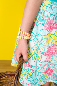 Twirl Skirt - Tropical Floral