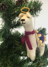Load image into Gallery viewer, Leopold The Llama Felt Friend
