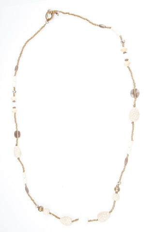 Necklace - Lava, Long