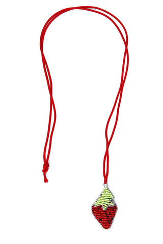 Berry Too Necklace