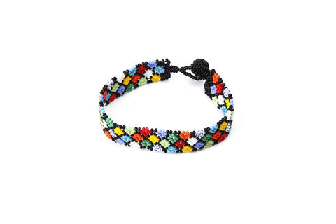 Bracelet - Beaded, MultiColored