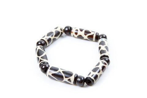 Batik Bone in Giraffe Pattern