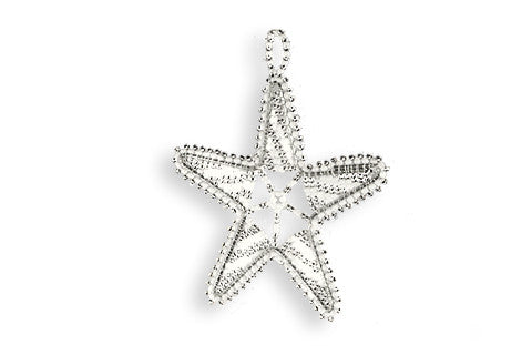 Ornament - Star, Small 4mm