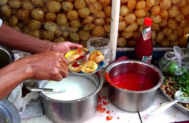 PANI PURI THE DEVIL