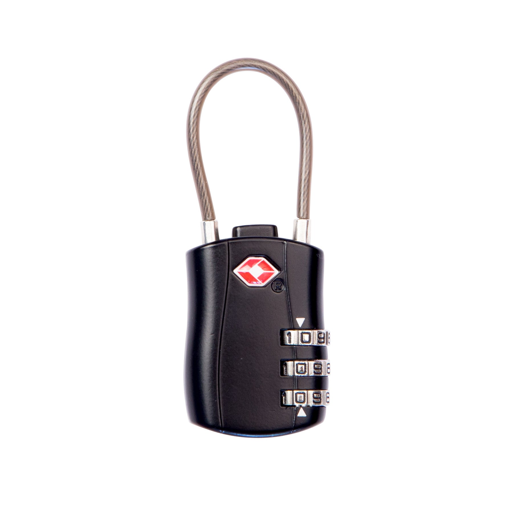 97c3c6a91d76 TSA Approved 3 Digit Cable Lock