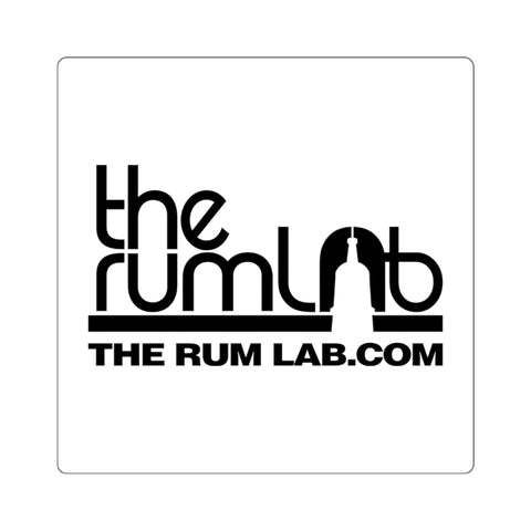 The Rum Lab 2020 - TRL - Square Stickers