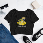 Fish Trailer - Women's Crop Tee
