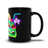 #TikiAsFuck 2020 - Black Mugs
