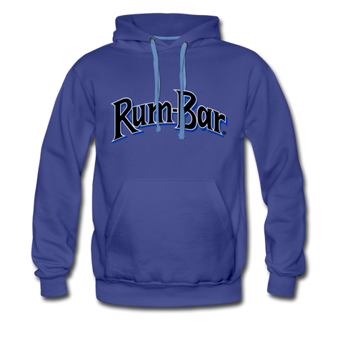 Rum-Bar Men's Premium Hoodie - royalblue